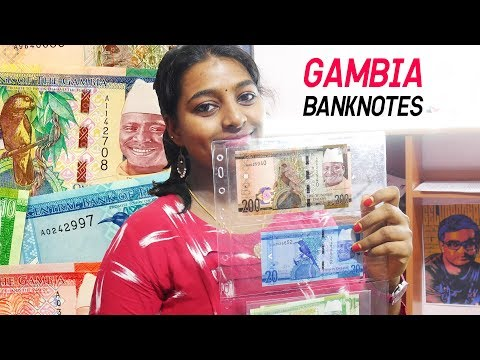 The Gambian Banknotes And Their Story