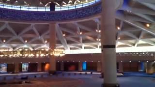 Moschee in Riyad am Flughafen Ezp