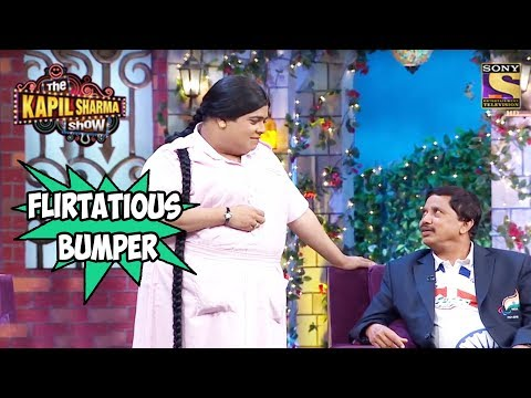 Bumper Flirts With The Indian Olympics Coach – The Kapil Sharma Show