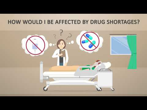 What You Need To Know About Drug Shortages