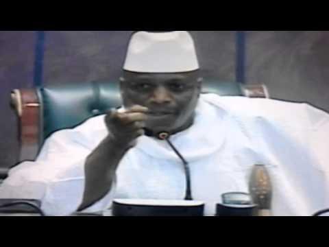 Yahya Jammeh Koriteh 2014
