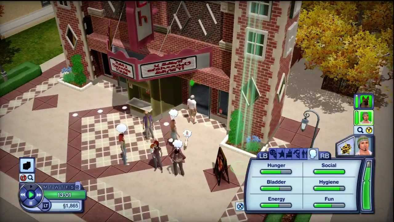Sims 3 pets xbox 360 guide.