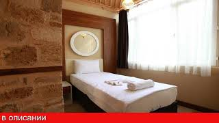 Обзор отеля Bacchus Pension в Аланья Турция