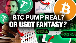Can We TRUST this PUMP!? Built on Just Tether USDT?