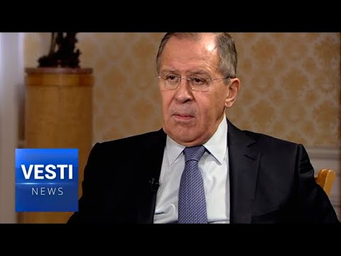 "Lavrov Uncensored: Russia Has Lost All Trust and Goodwill to Western ""Partners"""