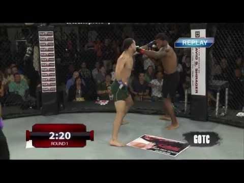 (GOTC MMA 12) Dom Steele vs. Jose Figueroa