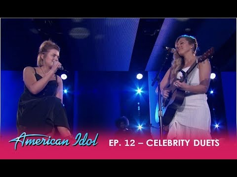 "Maddie Poppe & Colbie Cailat Performing ""Bubbly"" By Cailat – Jaw-Dropping! 