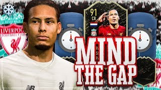 FIFA 20: IF VAN DIJK Mind the Gap ⛔✋😎