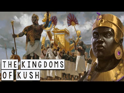 The Black Pharaohs: The Kingdoms of Kush - The Great Civilizations of the Past - See U in History
