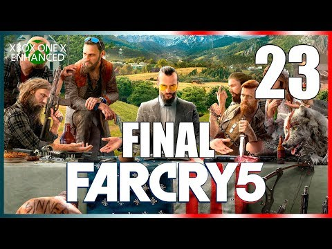 Far Cry 5 - Parte 23 FINAL ESPAÑOL - Walkthrough / Let's Play