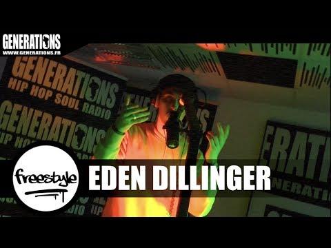 Youtube: Eden Dillinger  #OLAFreestyle (Live des studios de Generations)