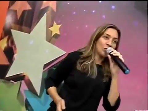 Chris Torres Canta No Só No Vinil Na TV  18  09   Apresentação Hugo Tupã O Cigano 00 00 00 00 17