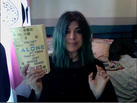 2015 Reading Challenge, Book 12: You Get So Alone... by Charles Bukowski