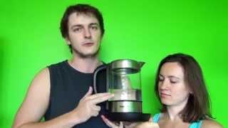 Самый АйТишный чайник — обзор Philips HD9382
