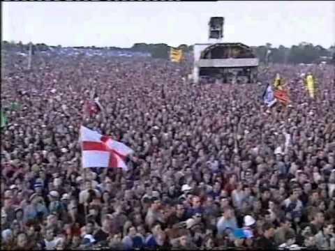 David Gray   live at Glastonbury 2003