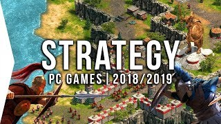 Top 20 New Strategy Games 2018 & 2019