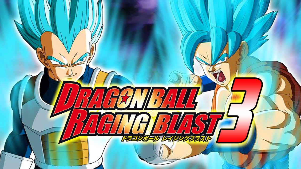 Dragon ball z raging blast super saiyan 4