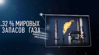 Россия имеет кучу природных ресурсов, но воровство путина все портит