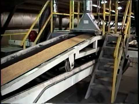 Chantland Mhs Cross Conveyor Belt Trippers Youtube