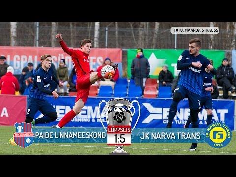 1. voor 2017: Paide Linnameeskond - JK Narva Trans  1:5 (0:3)