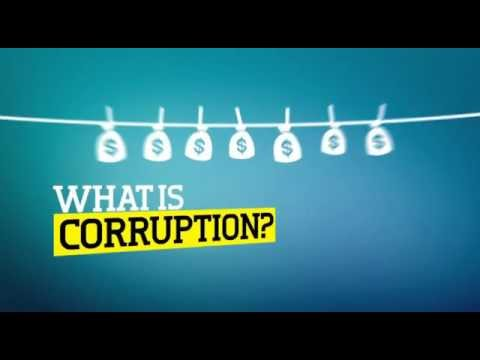 What is corruption