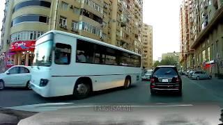 Баку  от пр.Бабека до поселка  Разина дом быта Айгюн