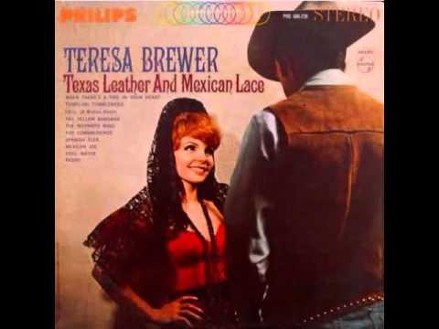 Teresa Brewer - The Yellow Bandana (1967)
