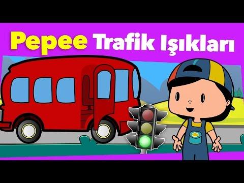 Trafik Lambaları Okul öncesi Eğitici Animasyon Anne Bu Ne Youtube
