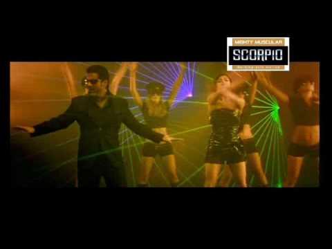 Scorpio sizzles in Acid Factory - Jab Andhera Hota Hai music video