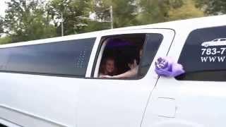 #2 Свадьба в Москве. Лимузин и невеста