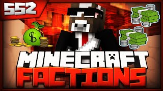 Minecraft FACTIONS Server Lets Play - 30 MILLION $ HEAD SCAM - Ep. 552 ( Minecraft Faction )