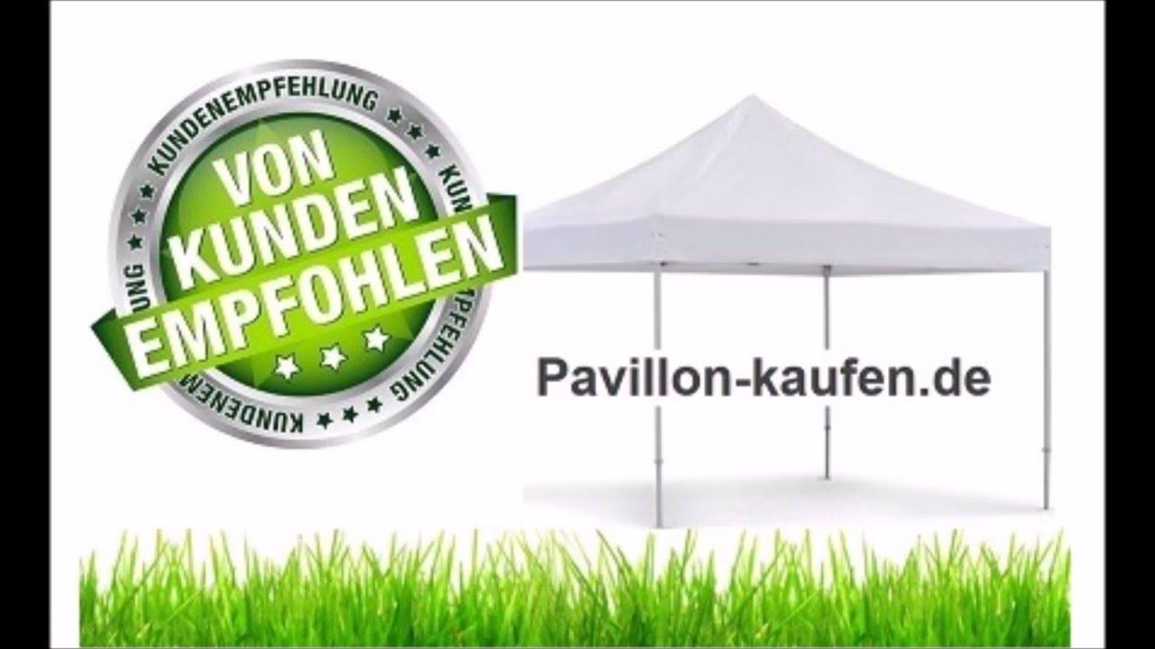 Pavillon Kaufen - Test - Erfahrungen - Testsieger - Preisvergleiche
