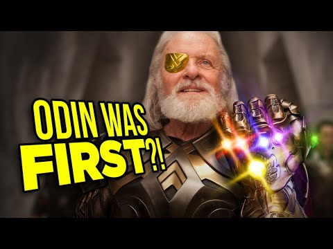 MCU Theory - Odin Tried To Collect The Infinity Stones!