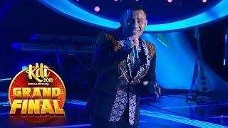 EPIC!! Keren Banget Penampilan Judika [MAMA PAPA LARANG] - Grand Final KDI (2/10)
