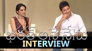Bharat Ane Nenu Movie Team Interview | Mahesh Babu | Kiara Advani | TollywoodXpress