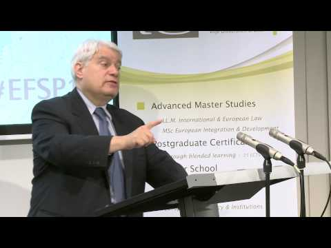 European Geostrategy in Central Asia with Dr. Stephen J. Blank