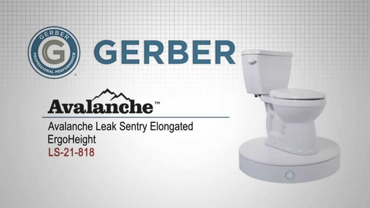 Gerber Avalanche LS-21-818 - YouTube