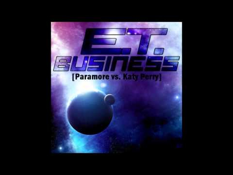 ET Business Paramore vs Katy Perry
