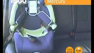 Детское автокресло ISIGO Mercury установка