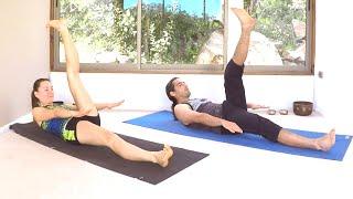 10. Yoga en casa clase completa para todos - Vinyasa en español