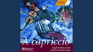 Paganini - 24 Caprices, Op. 1: Caprice No. 18 in C Major: Corrente - Allegro - Corrente