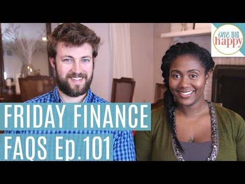 Friday Finances and FAQs Ep101 - Save for Retirement or Pay Off Student Loans?