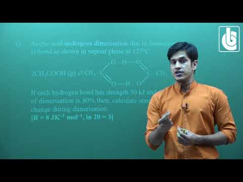 Important Concept of Gibbs Free Energy and Equilibrium