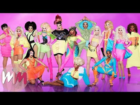 RuPaul's Drag Race Season 10 - Meet the Queens!