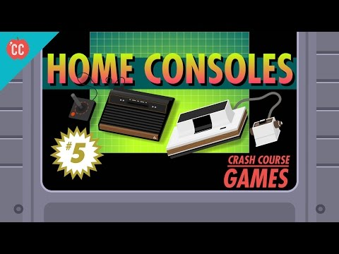 The First Home Consoles: Crash Course Games #5