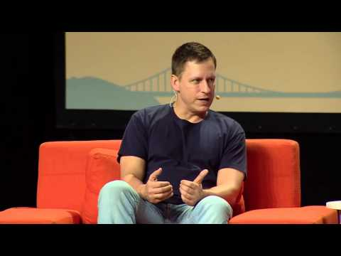 Peter Thiel 2015 – being contrarian & right –  AI –  Elon –  drug reform –  overrated trends & wealt
