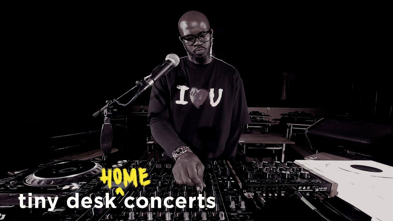Download Black Coffee: Tiny Desk (Home) Concert