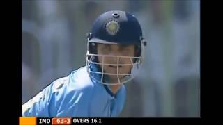 Fastest Bowl Ever Bowled, By Mohd Sami to Sourav Ganguly