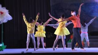 劇団クリエ ひたちなか ミュージカル「おやゆび姫」メイキング映像 □公...