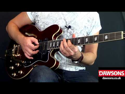 Epiphone Riviera Custom P93 Review